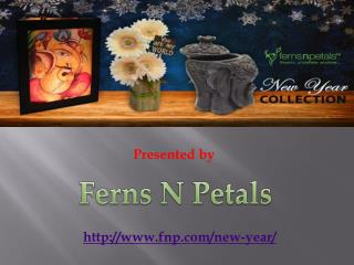 Buy Latest Collections of New Year Gifts