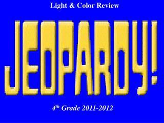 Light & Color Review