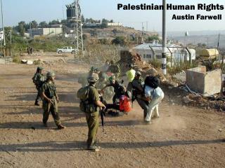 Palestinian Human Rights