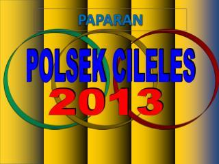 POLSEK CILELES