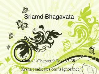 Sriamd Bhagavata