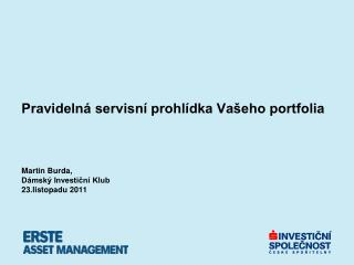 Dobrá zpráva pro dluhopisové investory:  Česká republika patří k nejdůvěryhodnějším dlužníkům