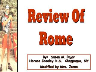 Review Of Rome