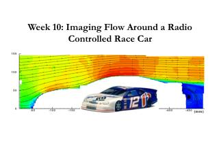 Week  10: Imaging  Flow Around a Radio Controlled Race Car