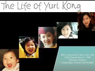 Birth: Long Island, New York, USA DOB: December 21, 1998 Ethnicity: Korean