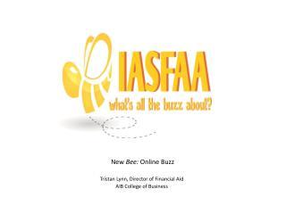 New  Bee:  Online  Buzz