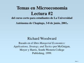 Richard Woodward