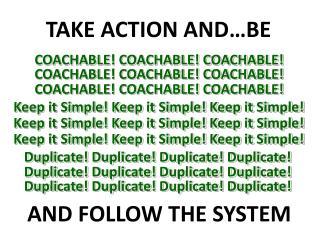 Duplicate! Duplicate! Duplicate! Duplicate!