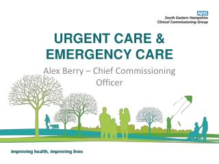 URGENT CARE & EMERGENCY CARE