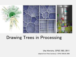 Drawing Trees in Processing