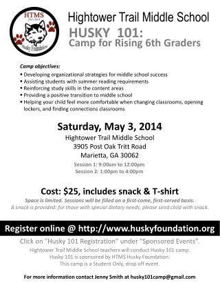 Hightower Trail Middle School