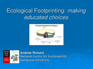 Ecological Footprinting: making educated choices