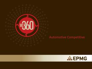 Automotive Competitive