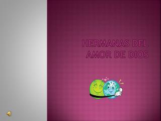 HERMANAS DEL AMOR DE DIOS