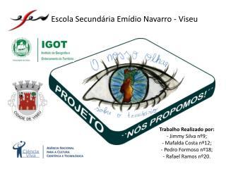 Escola Secundária Emídio Navarro - Viseu