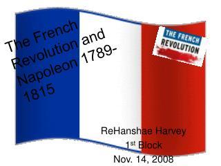 ReHanshae Harvey 1st Block Nov. 14, 2008