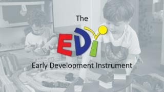 Early Development Instrument