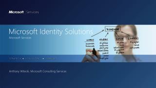 Microsoft Identity Solutions