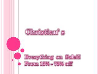 Christian� s