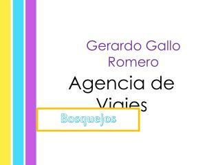 Gerardo Gallo Romero