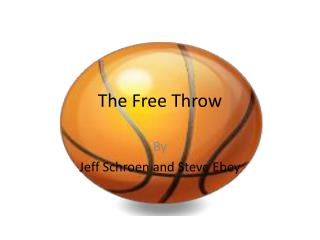 The Free Throw