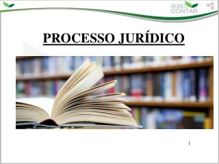 PROCESSO JURÍDICO