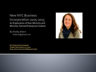 New NYC Business Incorporation 2005-2013