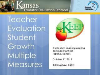 Teacher Evaluation Student Growth  Multiple  Measures