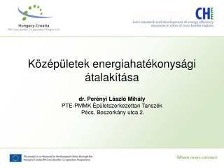 Középületek energiahatékonysági átalakítása