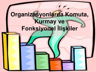 Organizasyonlarda Komuta, Kurmay ve Fonksiyonel Iliskiler