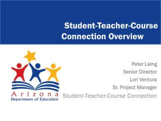 Student-Teacher-Course Connection Overview