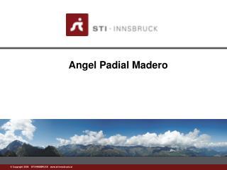 Angel Padial Madero