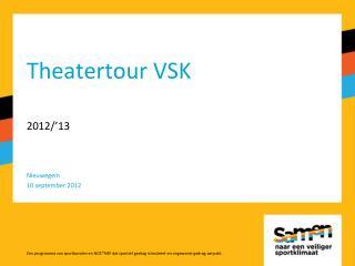 Theatertour VSK