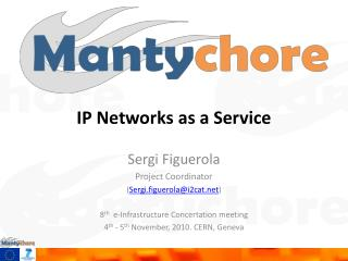 IP Networks as a Service