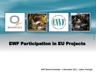 EWF Participation in EU Projects