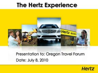Hertz NeverLost vs. the Competition