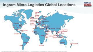 Ingram Micro Logistics Global Locations