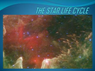 THE STAR LIFE CYCLE