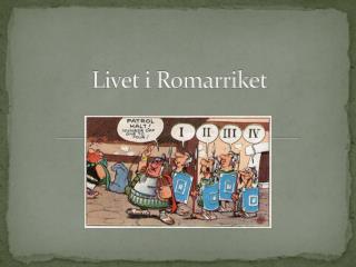 Livet i Romarriket