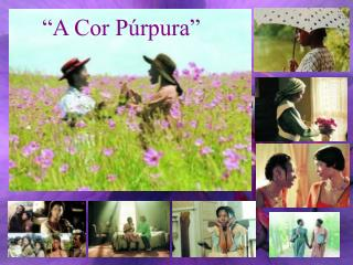 """A Cor Púrpura"""
