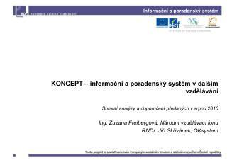 Informační a poradenský systém