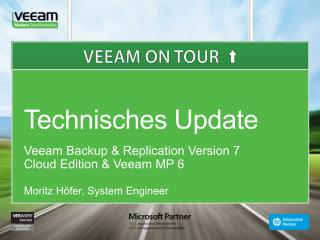 Technisches Update