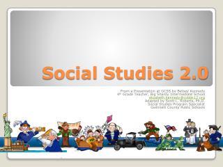 Social Studies 2.0