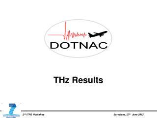 THz  Results