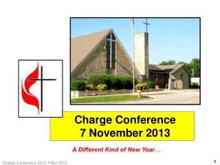 Charge Conference          7 November 2013