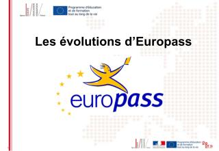 Les �volutions d�Europass