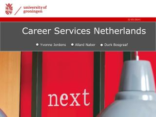 Career Services Netherlands