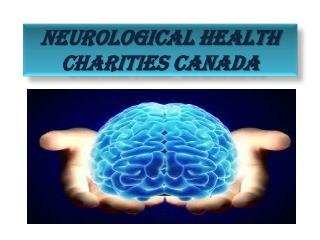 NEUROLOGICAL HEALTH CHARITIES CANADA