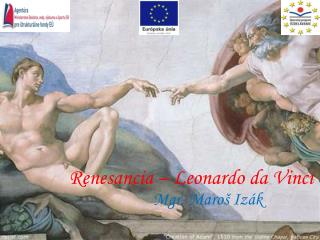 Renesancia –  Leonardo da Vinci