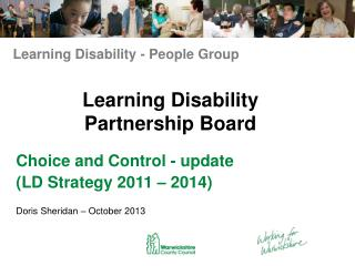Learning  Disability  Partnership  Board